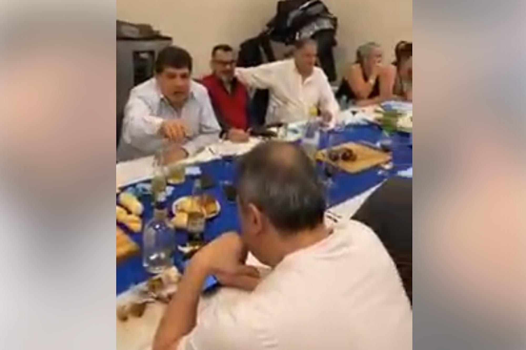 Río Gallegos: Rudy Ulloa violó la cuarentena en una fiesta con 40 personas