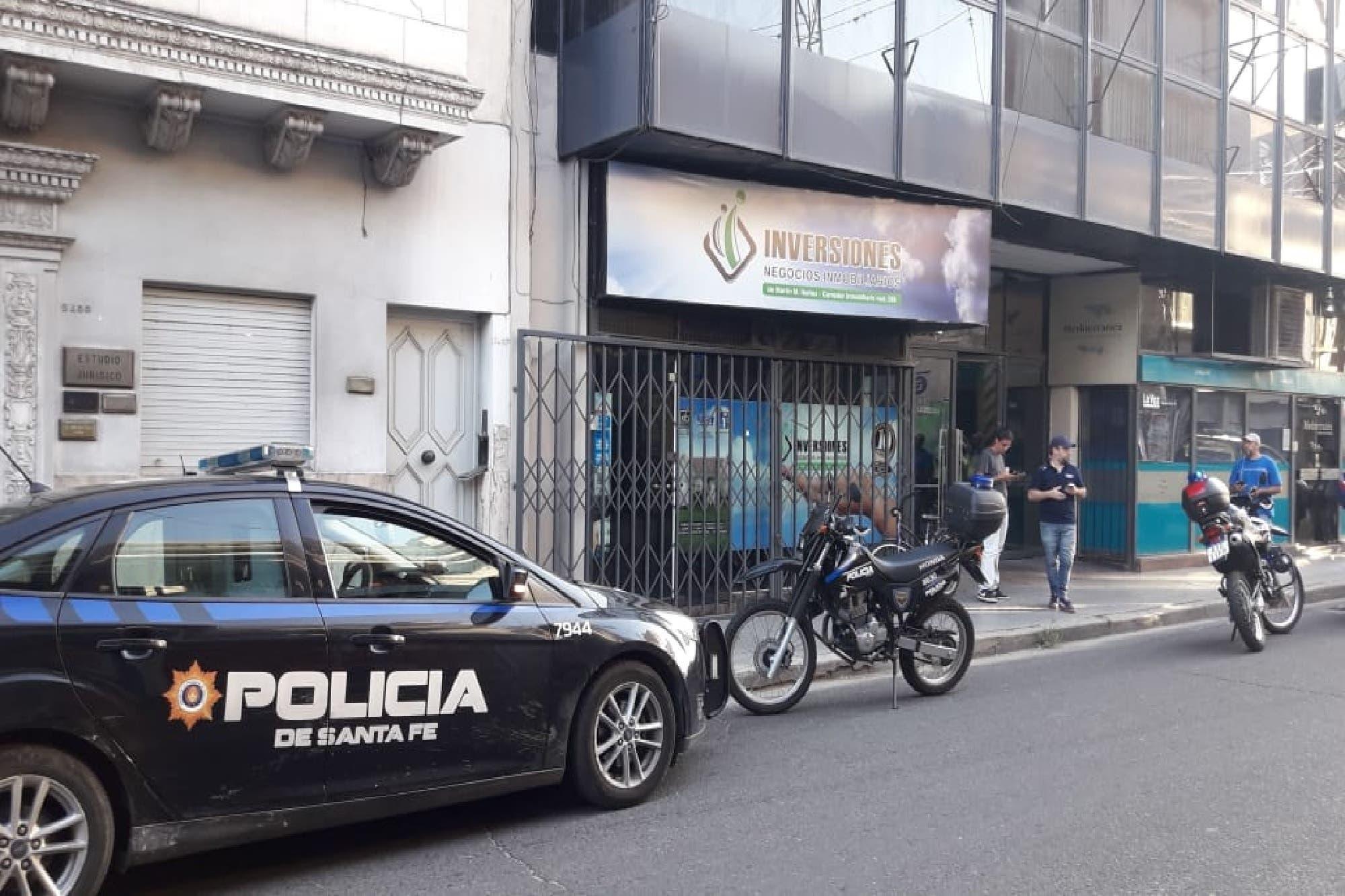 Santa Fe: investigan una pista policial en la desaparición de US$ 4.000.000