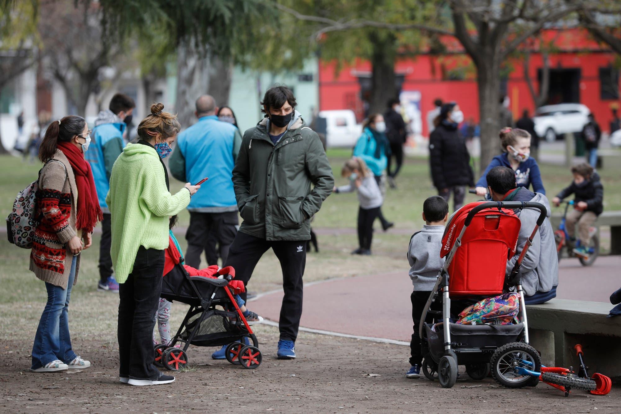 Coronavirus en la Argentina: vuelven a subir los contagios y llegan a 4518 en el día
