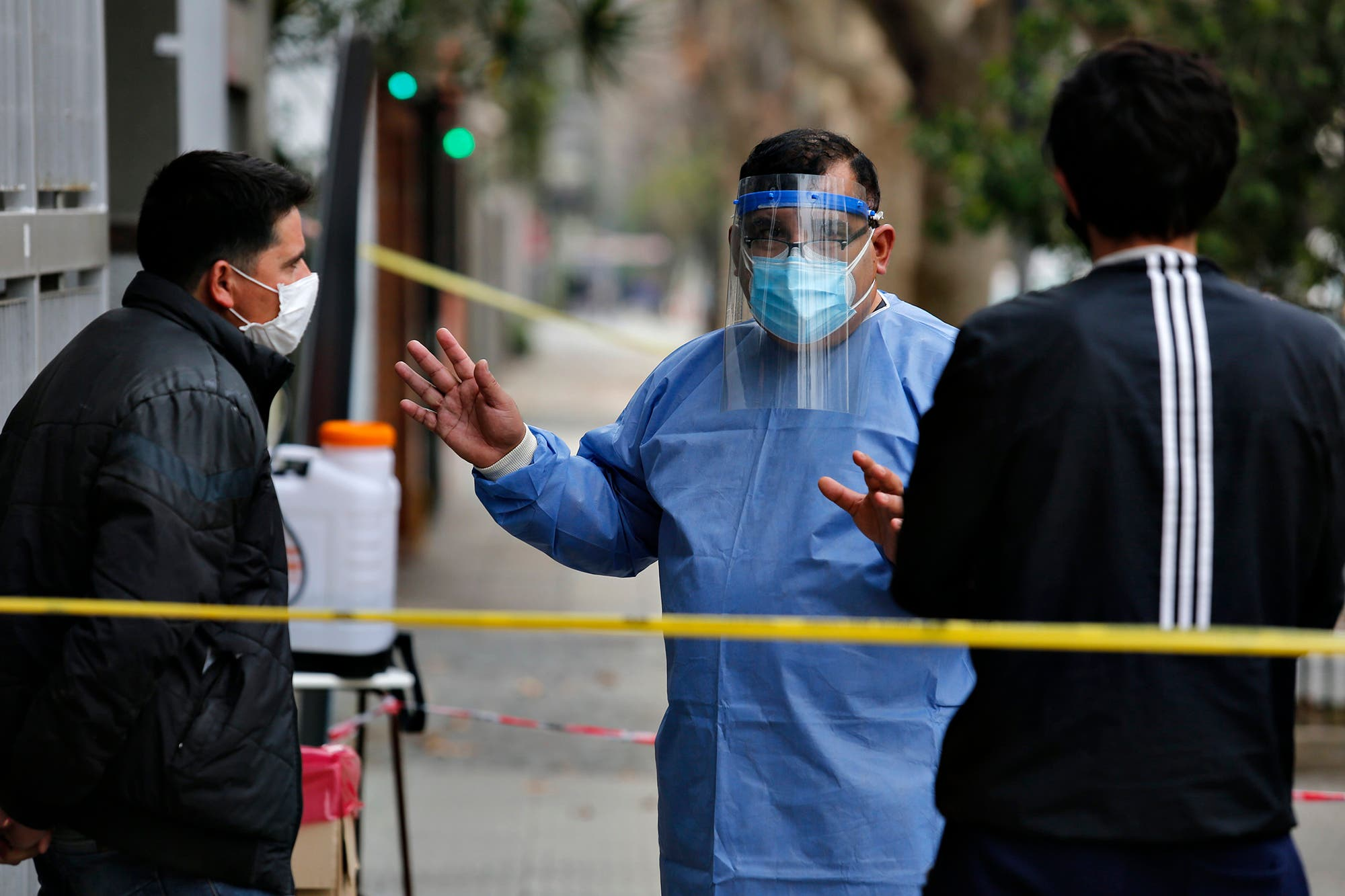 Coronavirus en la Argentina: los casos llegaron a 7147 y hubo 127 muertos en el día