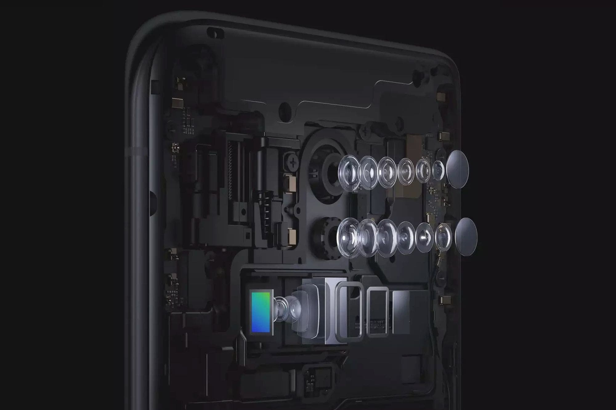 Oppo sigue ampliando la frontera de las cámaras móviles con un zoom tipo periscopio que va de 85 a 280 mm