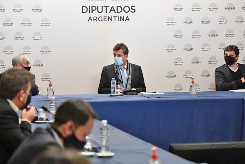Tensión en Diputados: Massa convocó a una nueva reunión pero predomina la desconfianza en Juntos por el Cambio