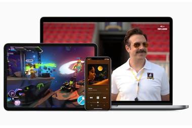 Apple One permite acceder a varios servicios (iCloud, Arcade, TV+ y Music) por un único pago de 14,95 dólares mensuales