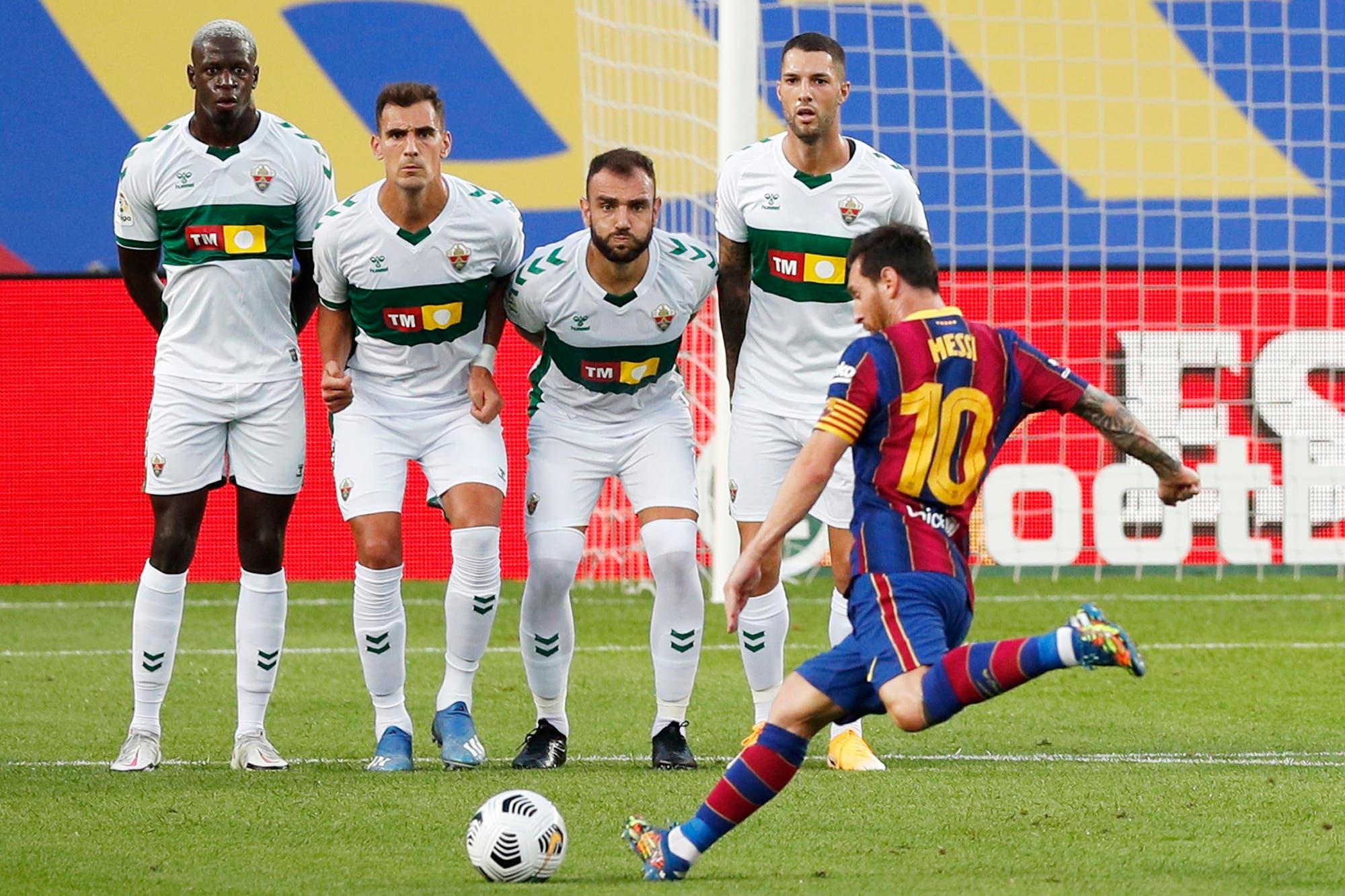 Messi volvió al Camp Nou, Barcelona ganó el Trofeo Joan Gamper y Bartomeu habló por primera vez del conflicto con el capitán