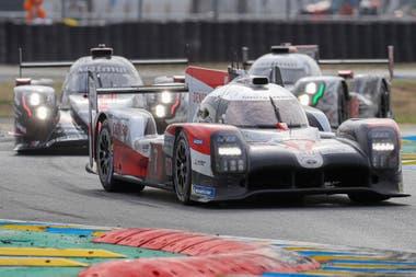 Le Mans: el argentino Pechito López estuvo al frente durante 12 horas, pero perdió posiciones en el segundo tramo de la carrera