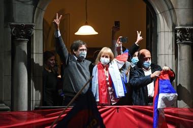Carolina Cosse, nueva alcaldesa de Montevideo