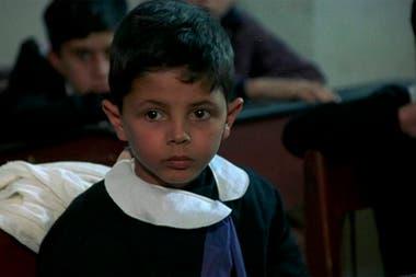Salvatore Cascio, un niño de 8 años que se convirtió en pieza fundamental del film