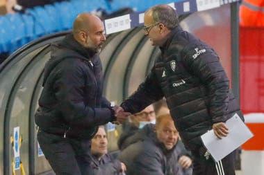 Leeds United-Manchester City: emocionante empate 1-1 entre los equipos de  Bielsa y Guardiola en la Premier League - LA NACION