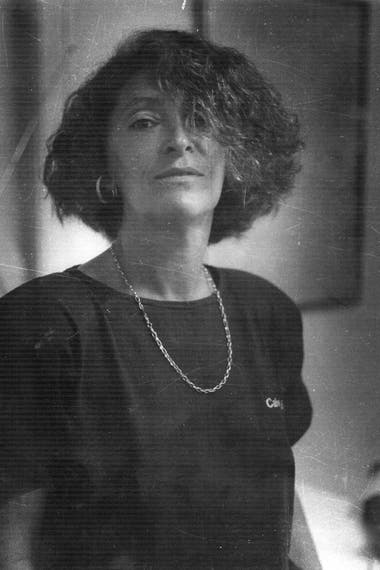 """""""La recuperación de la figura de una directora que hizo en los 60 una película de rock, en este momento, no es menor"""", dice Cecilia Volken respecto de su tía Alcira Luengas (foto), quien filmó un documental sobre Almendra"""