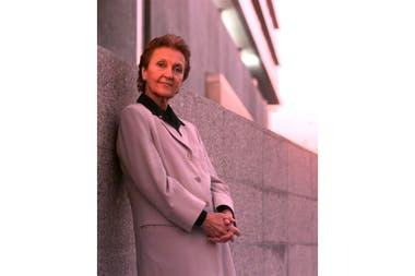 Dina Rot tenía 88 años