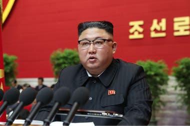 Kim Jong-un confirmó su liderazgo en el congreso del único partido de Corea del Norte