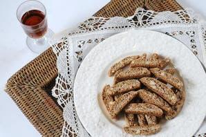 Cantuccini: delicia para acompañar el café y mojar en vino dulce