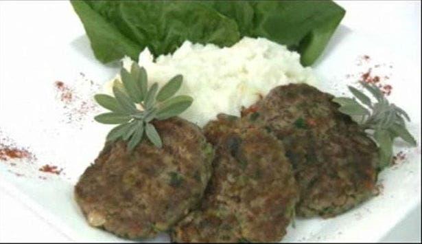 Receta de Hamburguesas caseras con legumbres