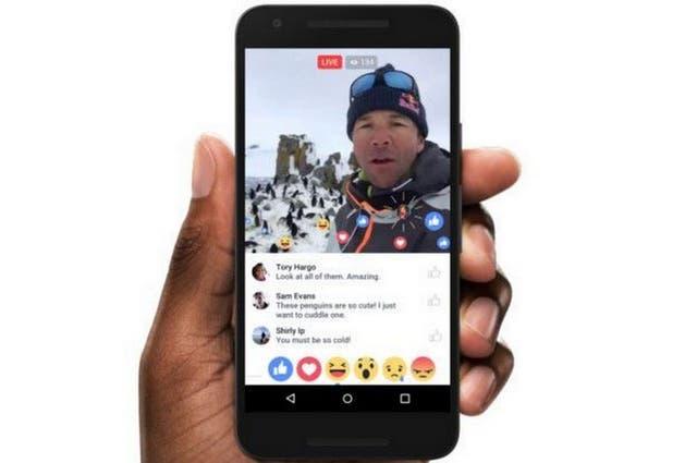 """Facebook dijo que quiere """"mejorar la experiencia audiovisual de sus usuarios"""" con esta medida"""