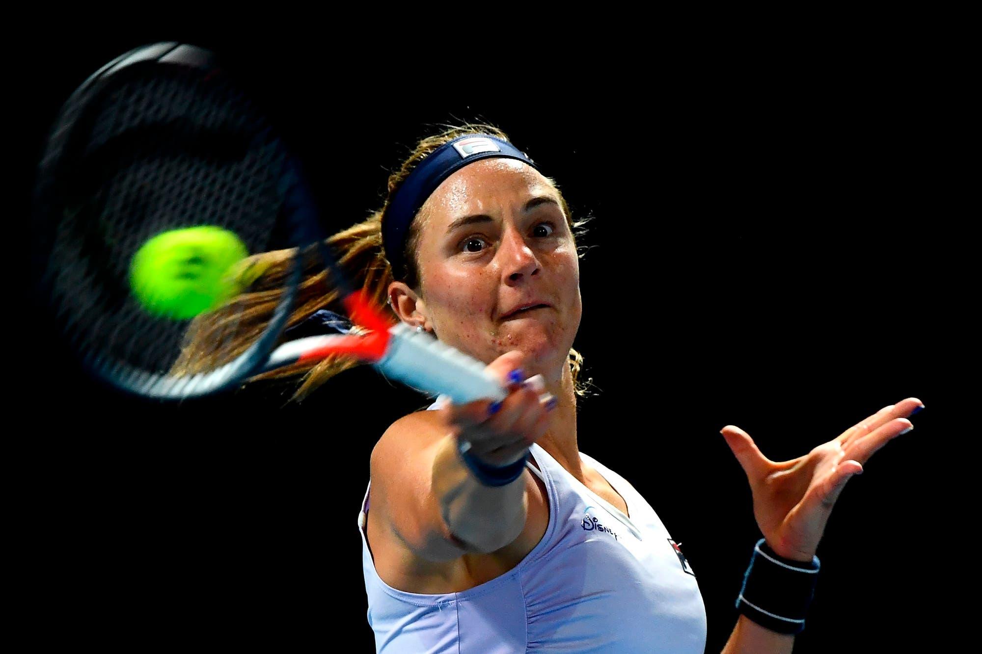 Título: Impacto: Podoroska le ganó a la número 9 del ranking mundial en Melbourne