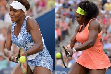 El Regreso Del Clásico Serena Y Venus Williams Se Enfrentarán En El