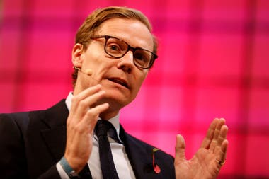Alexander Nix, fundador de Cambridge Analytica
