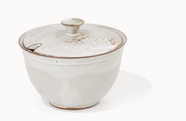 Azucarera (Otto Lindig), taller de cerámica de Dornburg, 1922/23