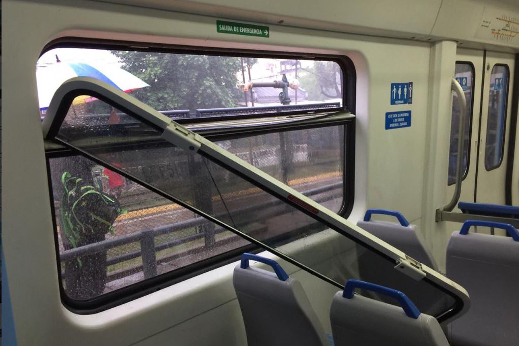 Explosión y pánico en el tren Mitre, a metros de la estación Villa Ballester