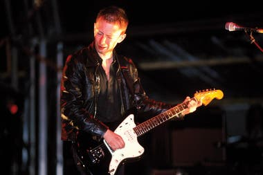 Yorke en Glastonbury, 1997