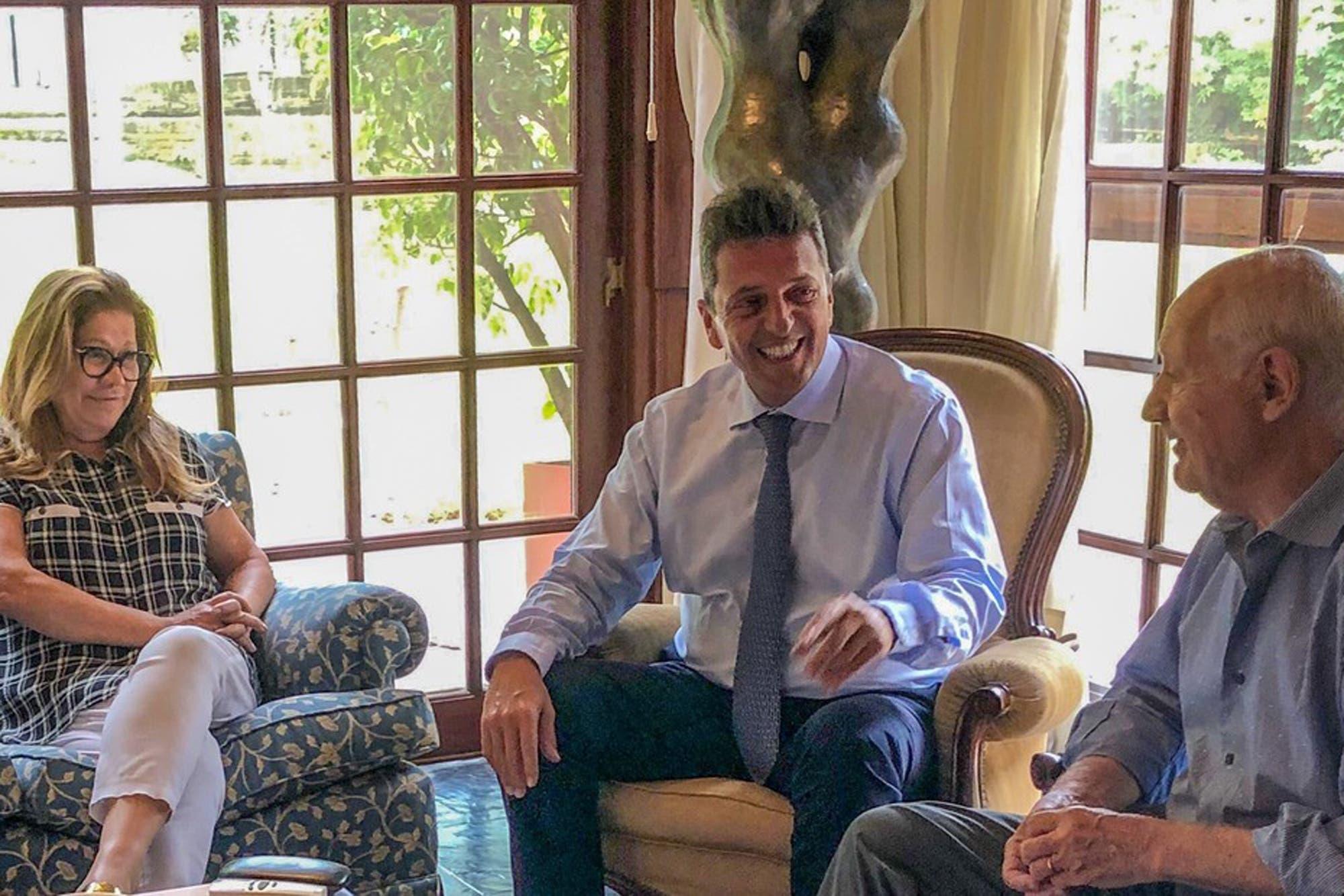 Las PASO tensionan el vínculo entre Lavagna y el resto del PJ alternativo