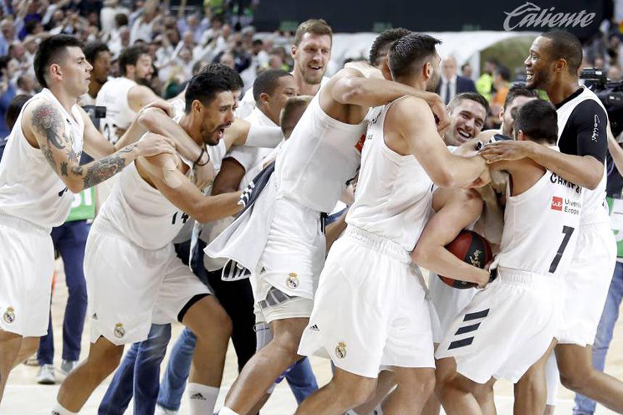 Para disfrutar: las genialidades de Facundo Campazzo en Real Madrid