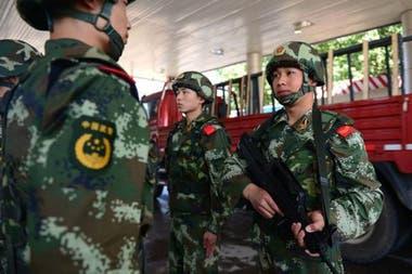 El acceso de la prensa a Xinjiang es restringido
