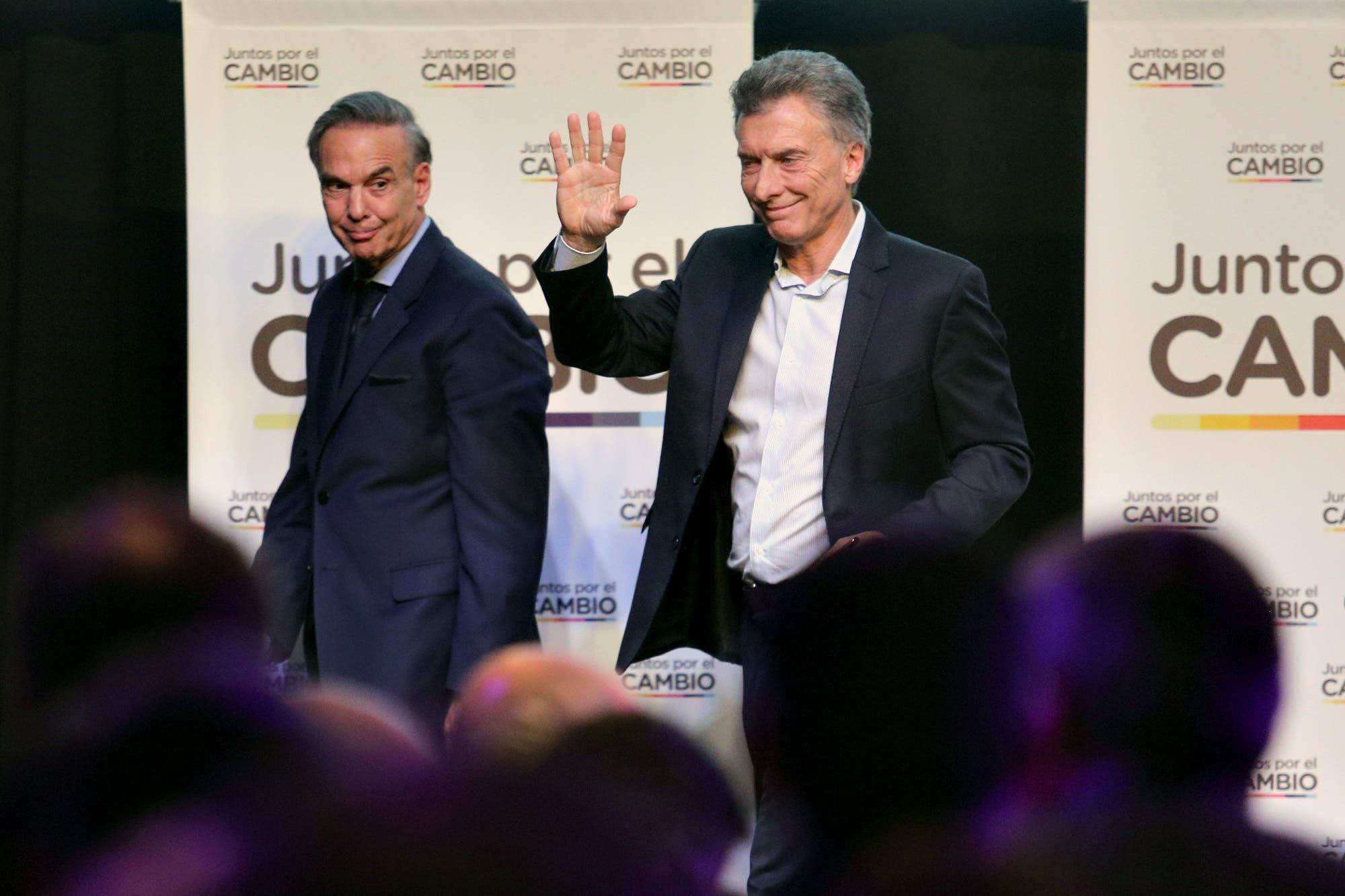 Elecciones: el Gobierno concentra la campaña en 70 centros urbanos