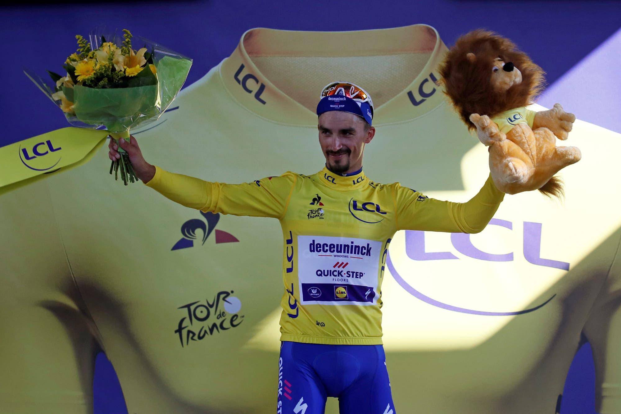 El Tour de France ya está por los Pirineos sin haber repetido un ganador en sus etapas