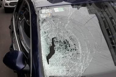 Palermo: atropelló a agentes de tránsito, mató a uno y se dio a la fuga