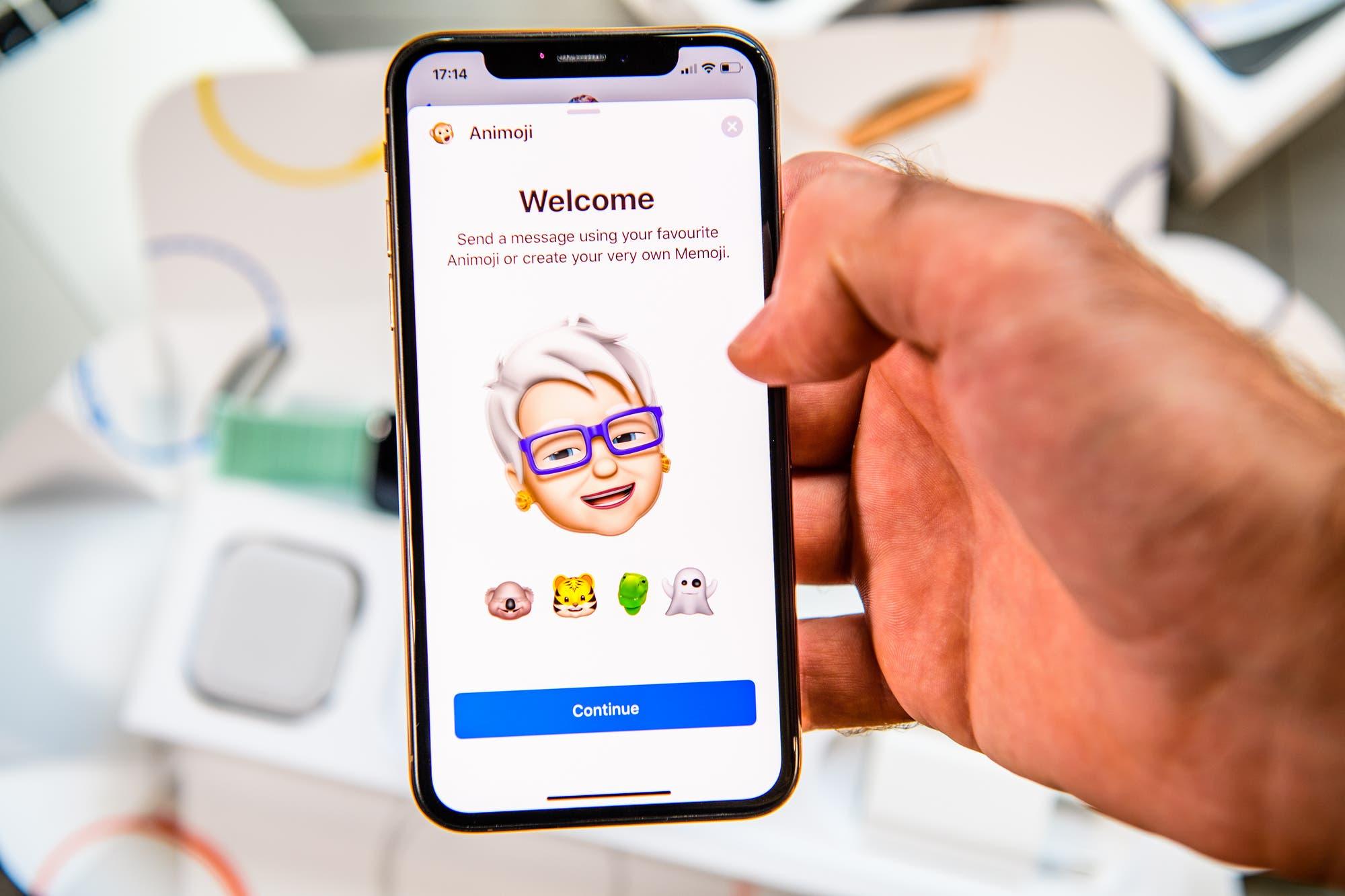 Apple planea lanzar una función para crear Memojis con una foto o una selfie