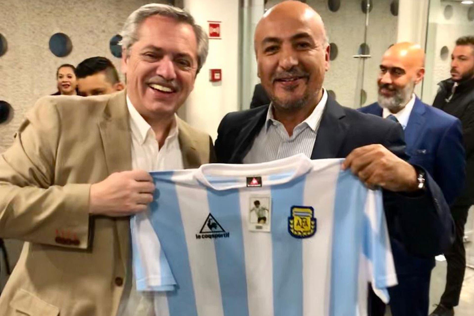 Alberto Fernández ya está en México para reunirse con el presidente Andrés Manuel López Obrador
