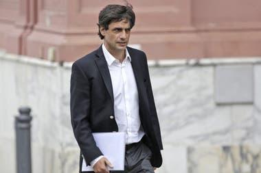 El ministro de Hacienda Hernn Lacunza se sumar como asesor externo