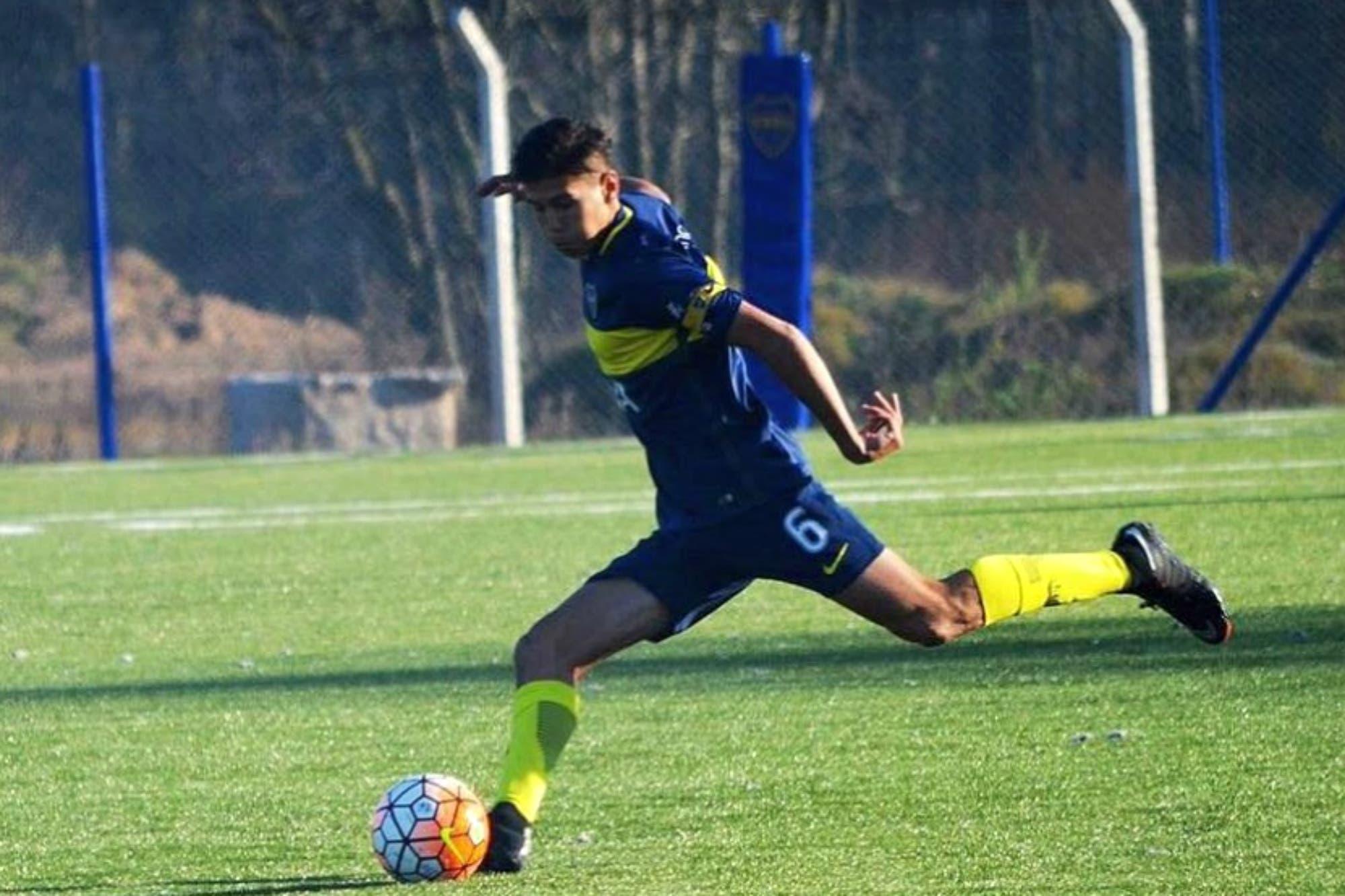 La historia de Santiago Ramos Mingo, el juvenil que se le escapa a Boca para firmar con Barcelona