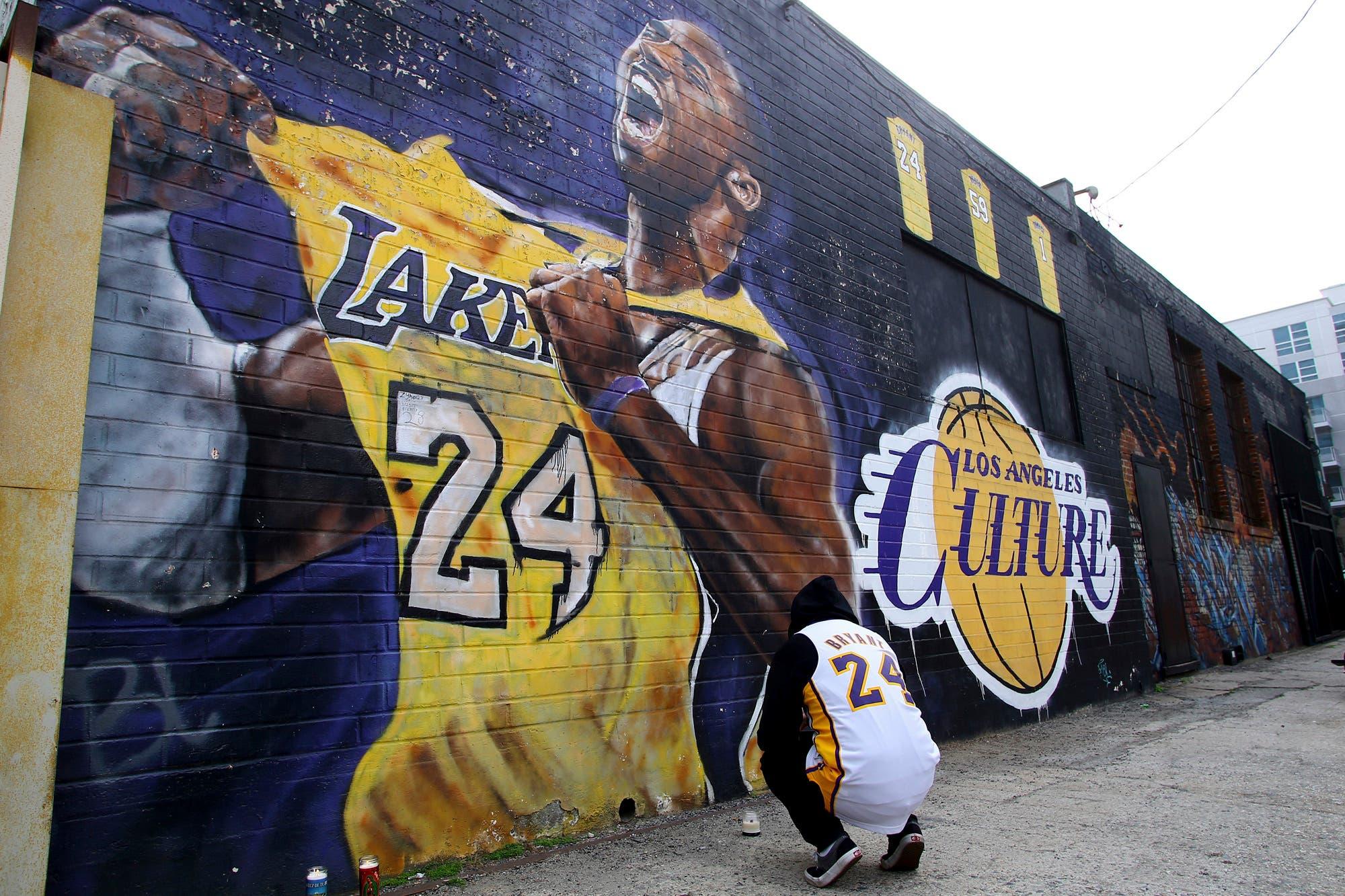 Murió Kobe Bryant, una leyenda de la NBA