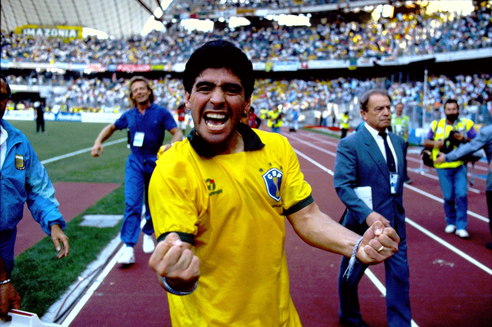 """""""No tiene grises"""": Habló el médico de Diego Maradona y desterró un mito sobre su salud"""