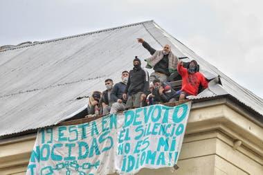 El rechazo a la salida de presos por la pandemia fue una de las consignas más convocantes para Change.org