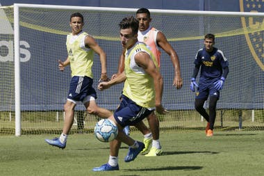 Este lunes regresan a los entrenamientos los equipos de la primera división