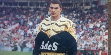 Faryd Mondragón defendió el arco de Independiente en dos etapas entre 1995 y 2000 y ganó dos títulos: la Supercopa y la Recopa, en 1995