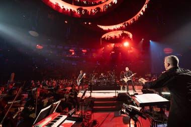 Metallica con la Orquesta Sinfónica de San Francisco, el año pasado