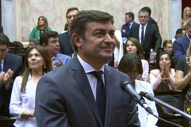 Omar de Marchi, el diputado mendocino que impulsa la iniciativa