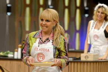 Claudia Villafañe es una de las participantes más queridas de MasterChef Celebrity y una firme candidata a llegar a la final