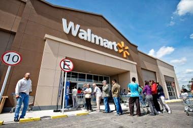 Walmart desembarcó en el país en 1995 y en la actualidad cuenta con 92 supermercados en el país