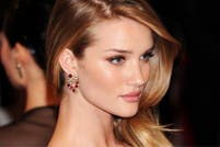 Cambio de look: Rosie Huntington Whiteley