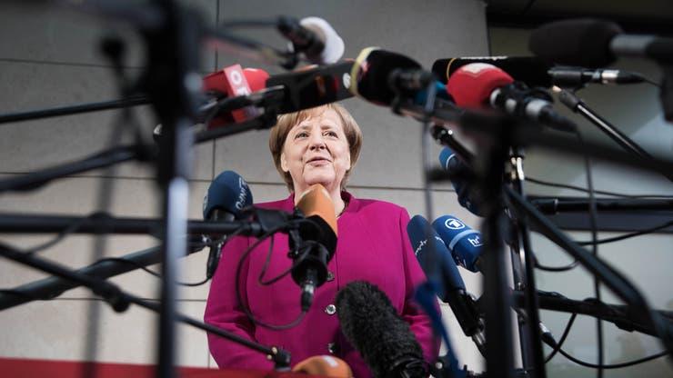 Merkel logró hoy, después de cuatro meses, que le aprueben su nuevo gobierno