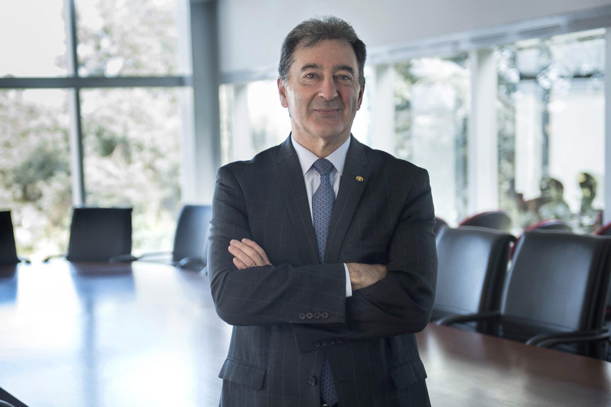 """Daniel Herrero, presidente de Toyota: """"Es necesario un largo plazo previsible en el que cumplamos las promesas"""""""
