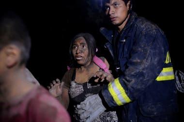Las autoridades temen que el número de fallecidos suba debido al número de desaparecidos