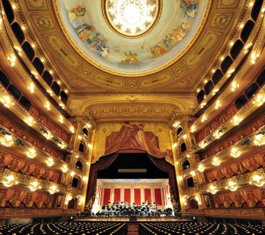 Argentina's Most Resplendent Theater