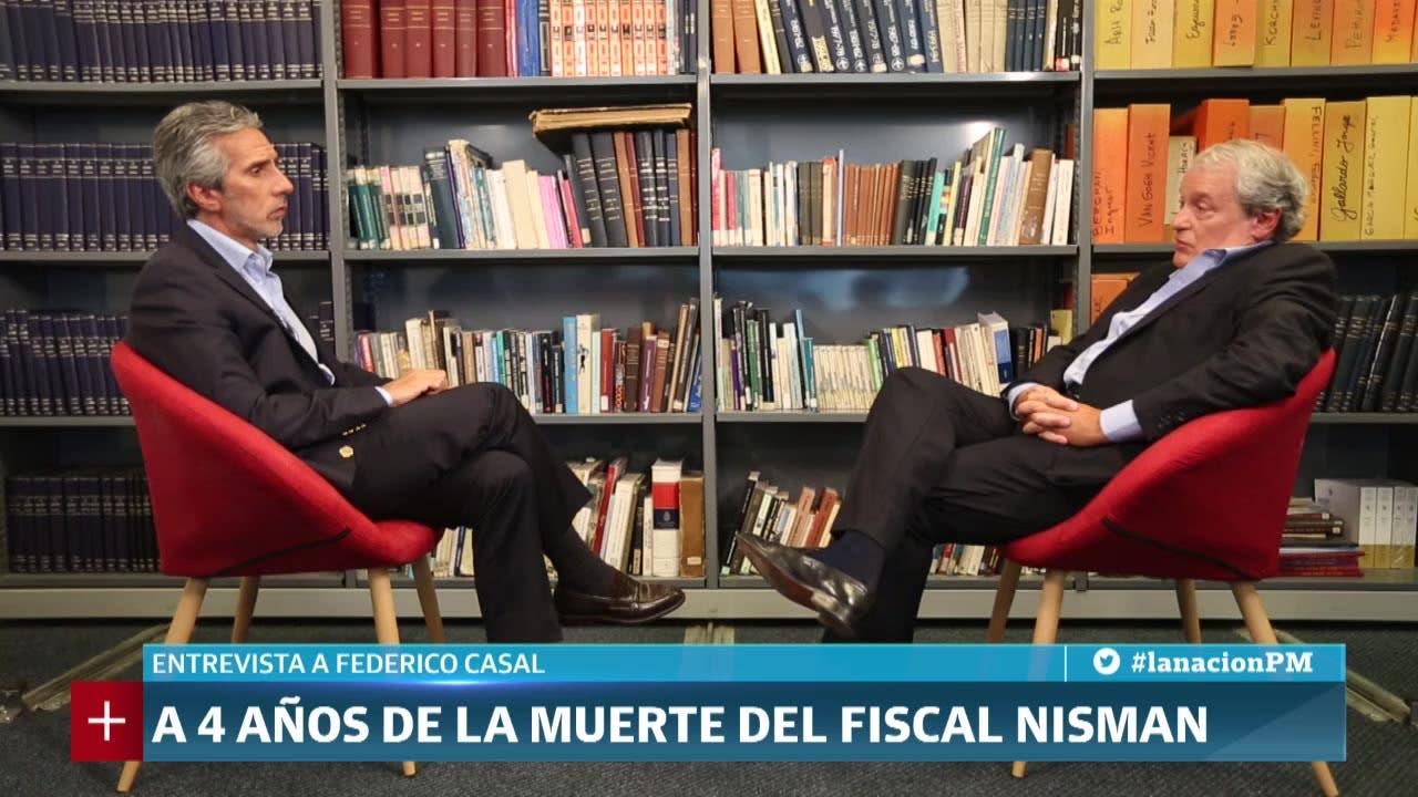 El abogado de las hijas de Nisman habló de la renuncia de Arroyo Salgado a la querella