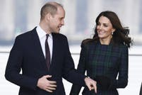 Kate Middleton volvió a la tierra en la que se enamoró del Príncipe William